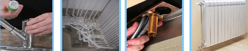 сантехник замена труб и унитаза